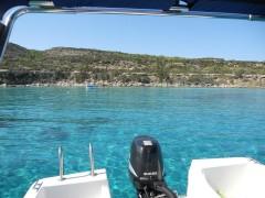 cyprus blue laggon